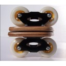 WOOD SKATES EN BOIS D'ERABLE