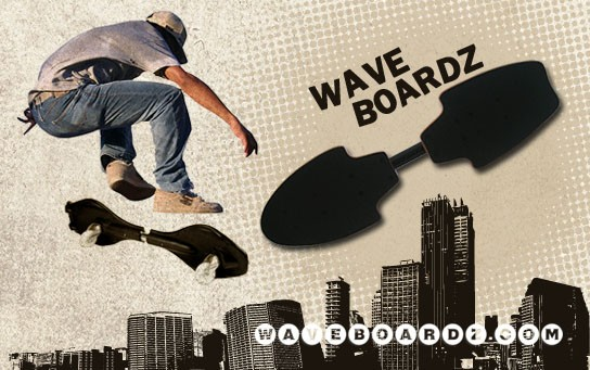 Waveboard, Swagboard and Accesories shop